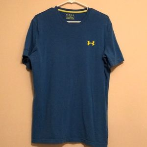 Under Armour Charged Cotton Workout Shirt